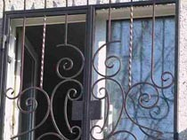 решетки из металла в Кемерове