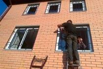 Монтаж решеток в Кемерове