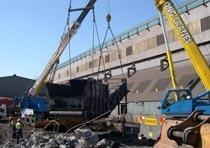 Демонтаж конструкций из металла в Кемерове