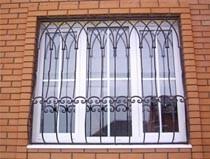 Металлоконструкции, металлические решетки в Кемерове г.Кемерово