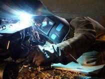 Устранение трещин и микротрещин в металле г.Кемерово